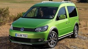 Автомобиль Volkswagen Caddy в новой версии «Maxi»